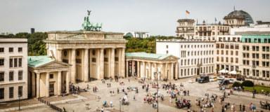 Berlin Mitte Banner